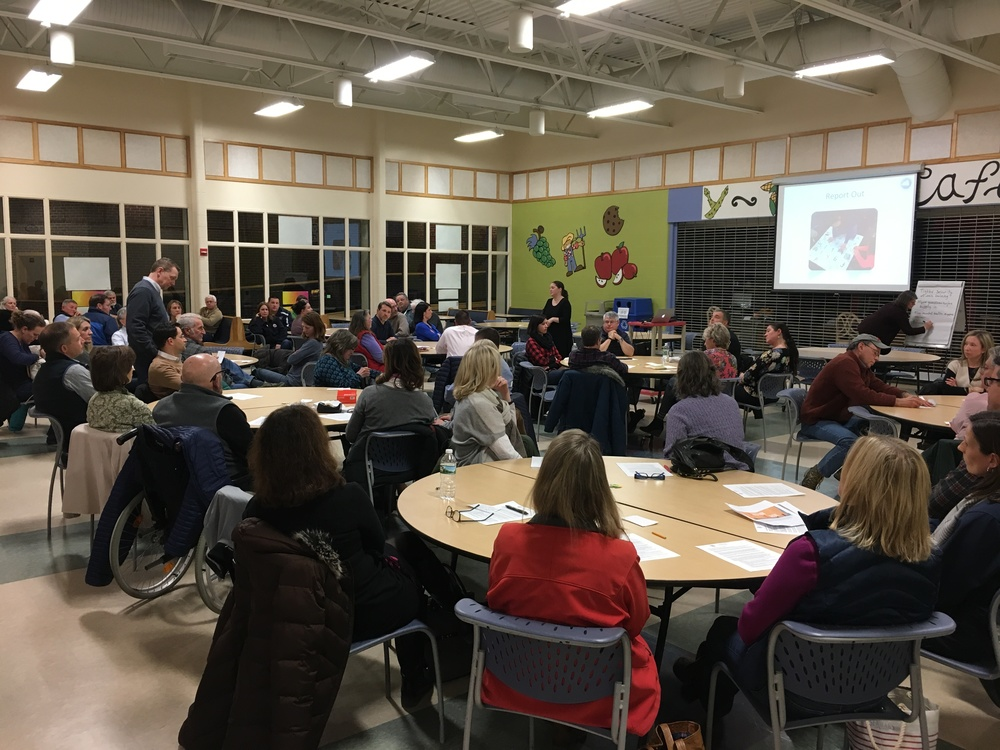 School Safety Forum produces ideas for improvement