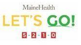 Yarmouth Schools honored by Let's Go 5210