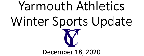 Important Winter Sports Update