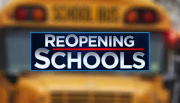 Superintendent Dolloff presents Reopening Framework