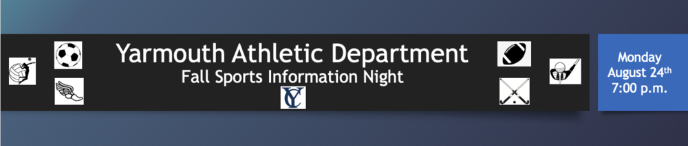 Recording Link to Fall Sports Information Night