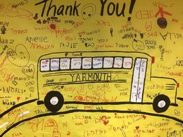 Yarmouth Schools receive $60,000 in EPA grant to purchase new school buses
