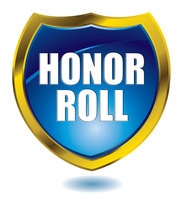 8th Grade First Trimester Honor Roll