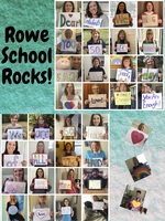 Rowe Staff message