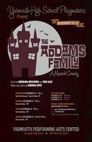 Yarmouth Playmakers Present The Addams Family