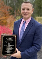 Dr. Dolloff named Maine's Superintendent of the Year