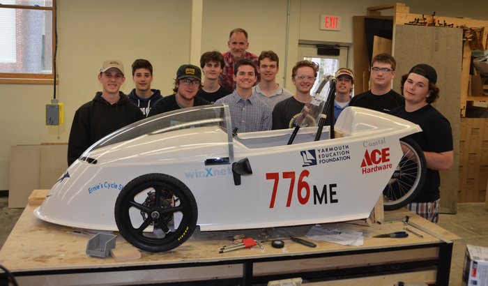 Electric Car Team 2