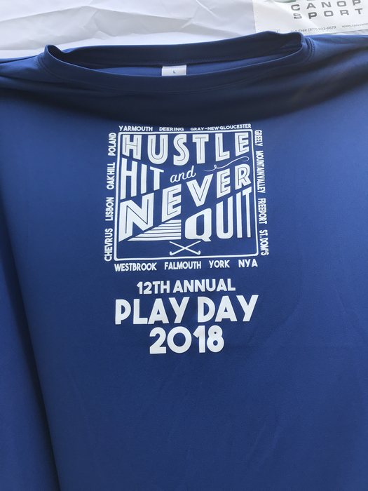 Play day t-shirt