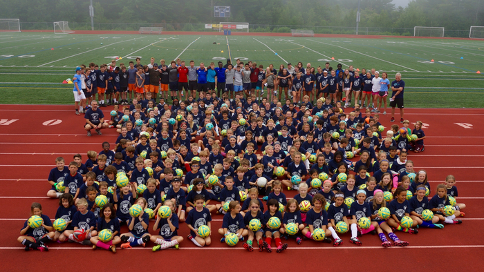 Yarmouth Youth soccer camp