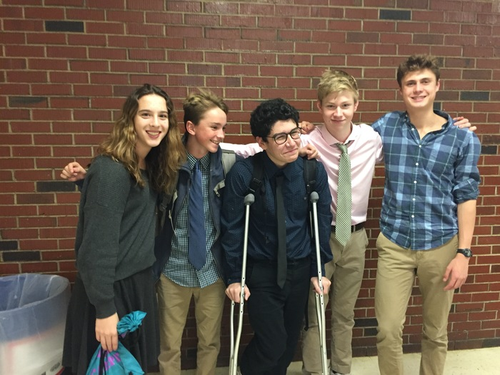 YHS Debate Team
