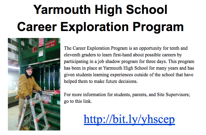 Career Exploration Program