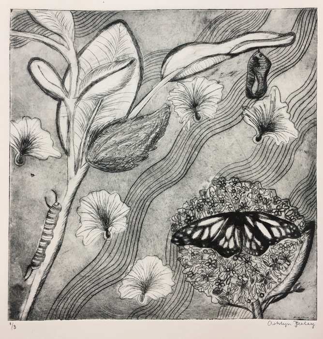Honorable Mention for the 2019 Scholastic Art and Writing Awards