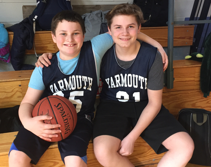Unified basketball makes great friendships!