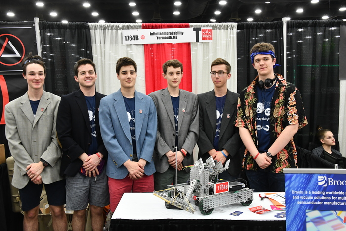 YHS Robotics Team