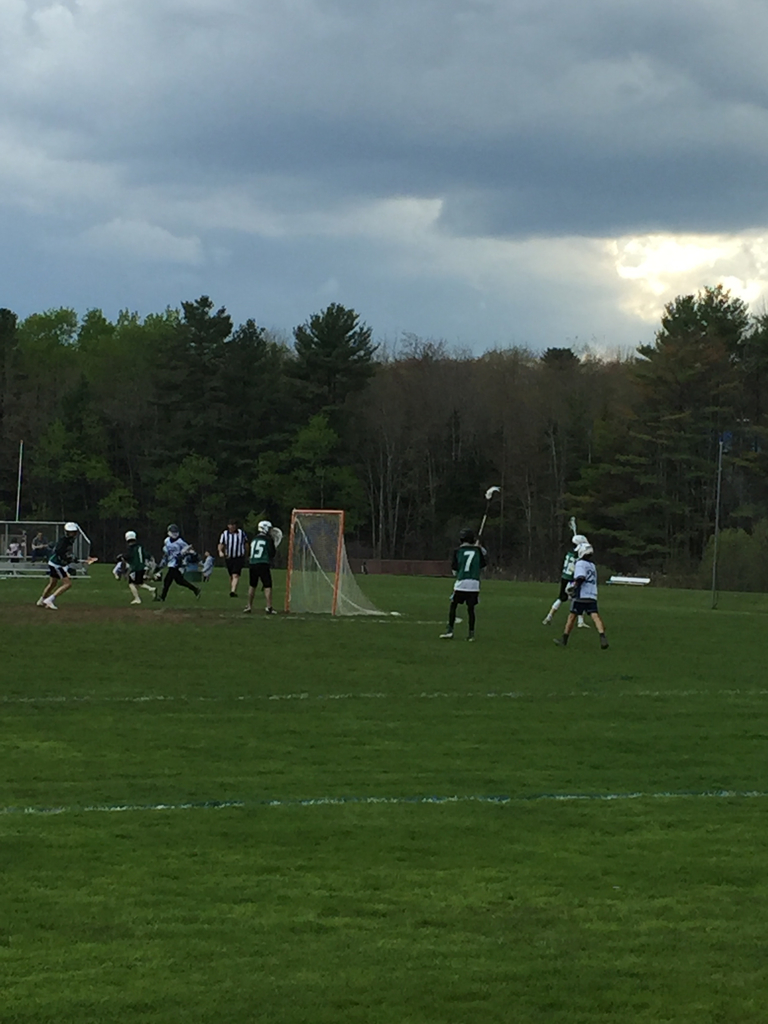8th grade boy's lacrosse