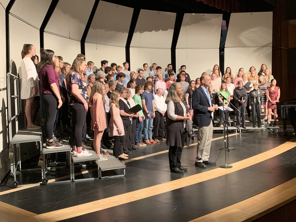 Community and YHS Choirs