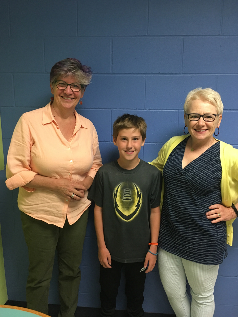 Mrs. Bartlett, Jack Hebert, and Mrs. Logan