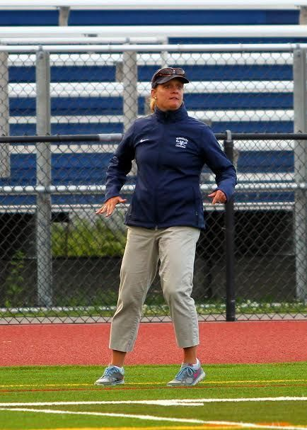 Coach Dorothy Holt - Yarmouth Girls Lacrosse Coach