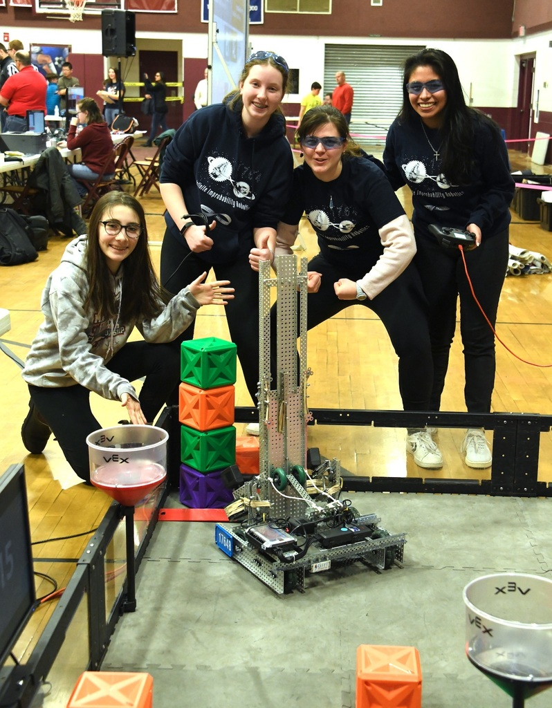 Monmouth Robotics Competition