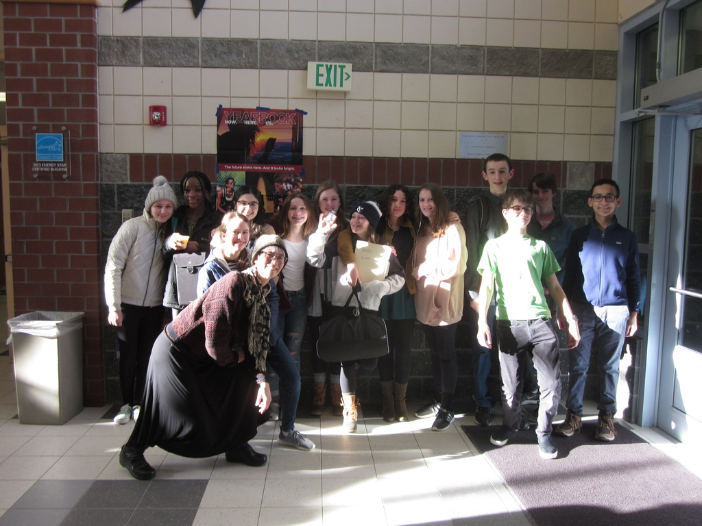 Our National History Day participants!