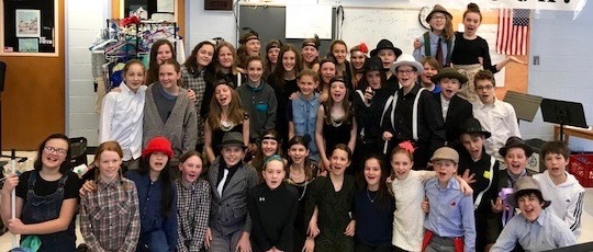 Bugsy Malone Jr. Cast And Crew