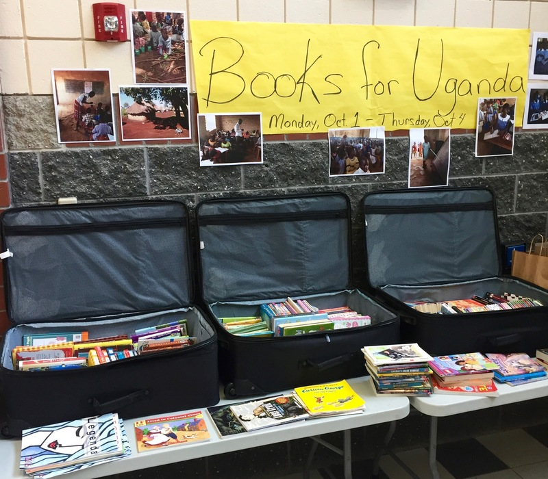 Books For Uganda