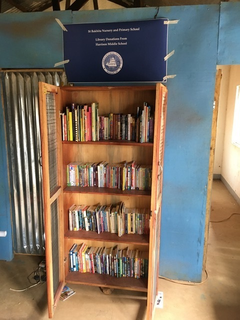 Books For Uganda-Update