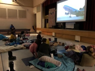 HMS Movie Night